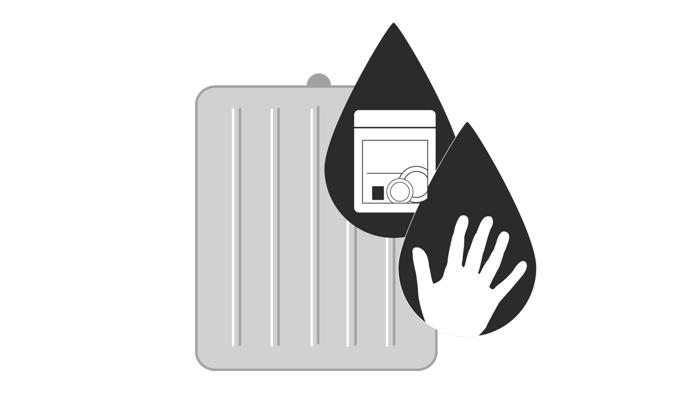 Čišćenje masnih filtera